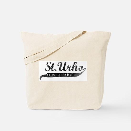 St. Urho Retro Tote Bag