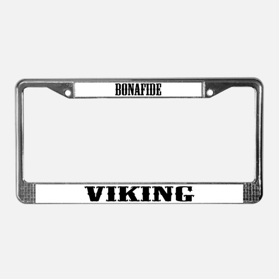 Cool Eric License Plate Frame
