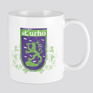 St. Urho Coat of Arms Mug