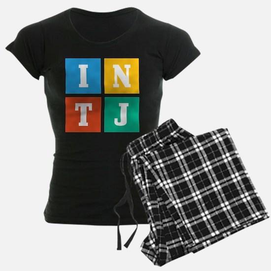 Myers-Briggs INTJ Pajamas