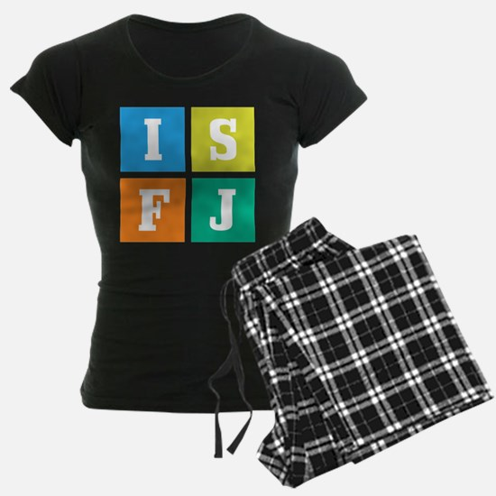 Myers-Briggs ISFJ Pajamas