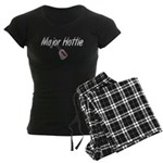 USAF Major Hottie ver2 Women's Dark Pajamas