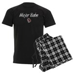 USAF Major Babe ver2 Men's Dark Pajamas