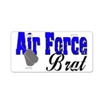Air Force Brat ver2 Aluminum License Plate