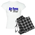 Air Force Brat ver2 Women's Light Pajamas
