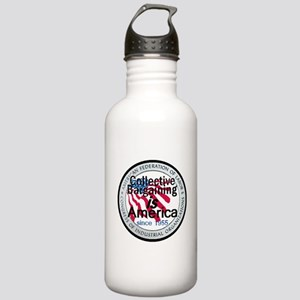 Collective Bargaining Stainless Water Bottle 1.0L