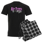 Air Force Wife Men's Dark Pajamas