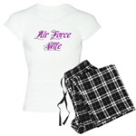 Air Force Wife Women's Light Pajamas