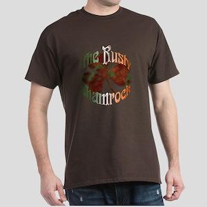 Rusty Shamrock (by Deleriyes) Dark T-Shirt