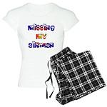 Missing my Airman Women's Light Pajamas