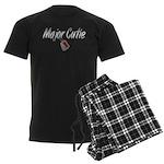 Army Major Cutie ver2 Men's Dark Pajamas