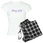 Army Wife ver2 Women's Light Pajamas