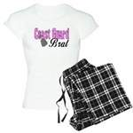 Coast Guard Brat Women's Light Pajamas
