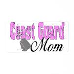 Coast Guard Mom Aluminum License Plate