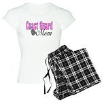 Coast Guard Mom Women's Light Pajamas