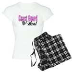 Coast Guard Aunt Women's Light Pajamas