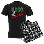 USCG Issued Men's Dark Pajamas
