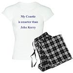 My Coastie is smarter than Jo Women's Light Pajama