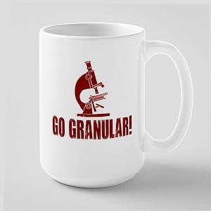Go Granular! Large Mug