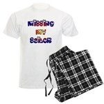 Missing My Sailor Men's Light Pajamas