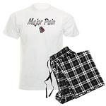 Navy Major Pain ver2 Men's Light Pajamas