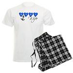 Navy Wife Men's Light Pajamas