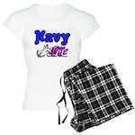 Navy Wife Women's Light Pajamas