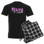 Navy Girlfriend Men's Dark Pajamas