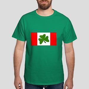 Irish Canadian Dark T-Shirt