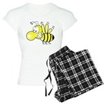 The Original Cute Bee Women's Light Pajamas