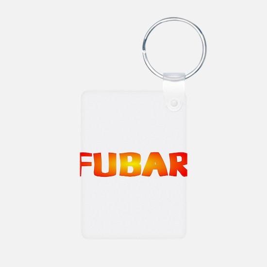 FUBAR ver2 Keychains