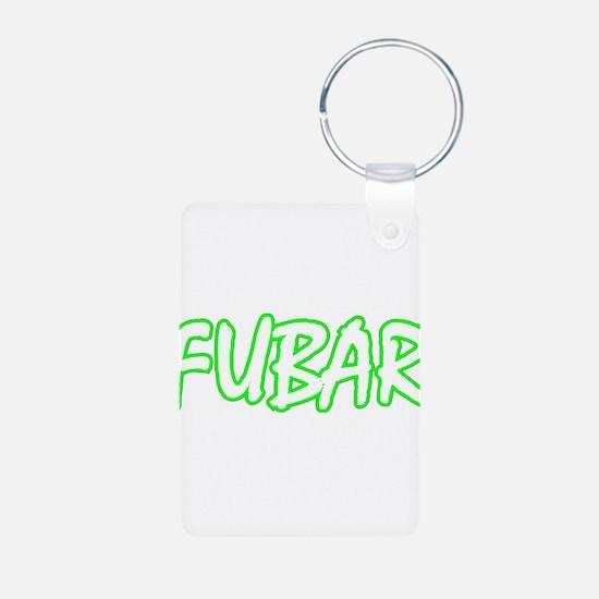 FUBAR ver3 Keychains