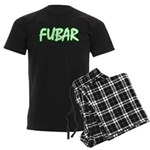 FUBAR ver3 Men's Dark Pajamas