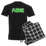 FUBAR ver4 Men's Dark Pajamas