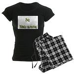 Ball Family Historian Women's Dark Pajamas