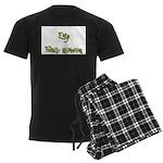 Earp Family Historian Men's Dark Pajamas