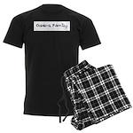Owens Family Men's Dark Pajamas