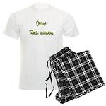 Owens Family Historian Men's Light Pajamas