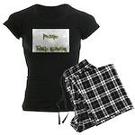 Pressley Family Historian Women's Dark Pajamas