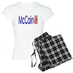 John McCain 08 Women's Light Pajamas