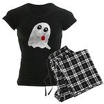 Ghost Women's Dark Pajamas