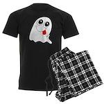 Ghost Men's Dark Pajamas