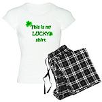My Lucky Shirt Women's Light Pajamas