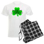 My Lucky Shirt Men's Light Pajamas