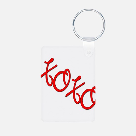 XOXO Keychains