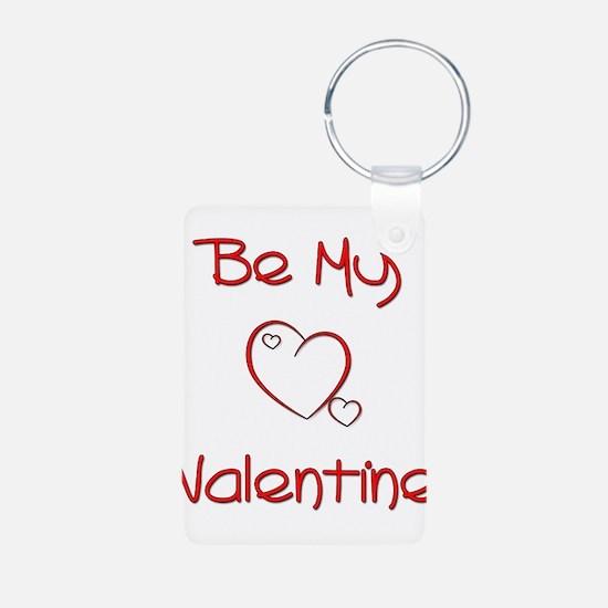 Be My Valentine Keychains