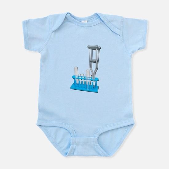 Dependent on Chemicals Infant Bodysuit