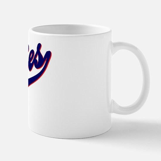Scotties BASEBALL SCRIPT Mug
