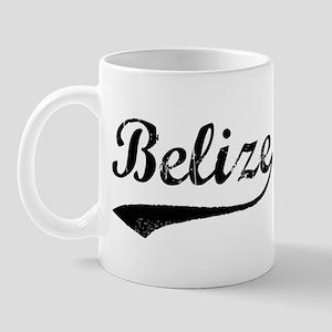 Vintage Belize Mug