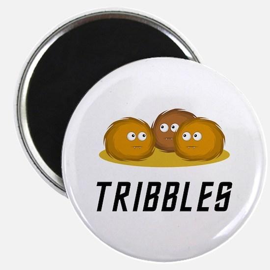 Tribbles Magnet